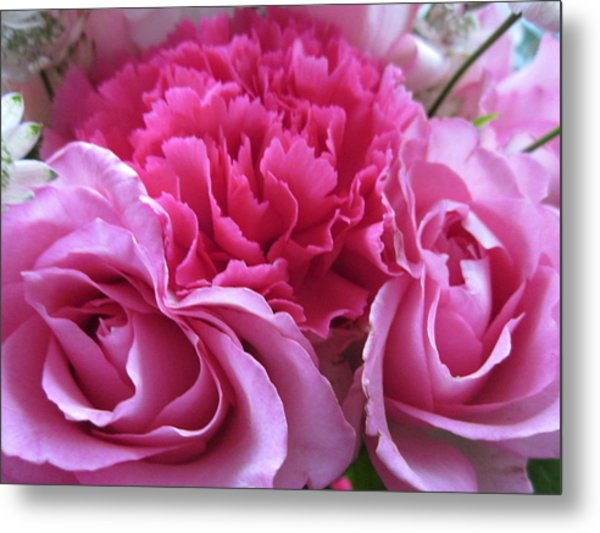 Happy Mothers Day/a Bundle Of Joy Metal Print