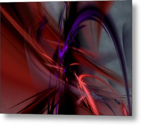 A Million Dreams Ago Metal Print