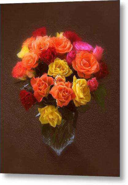 A Mother's Gift Metal Print