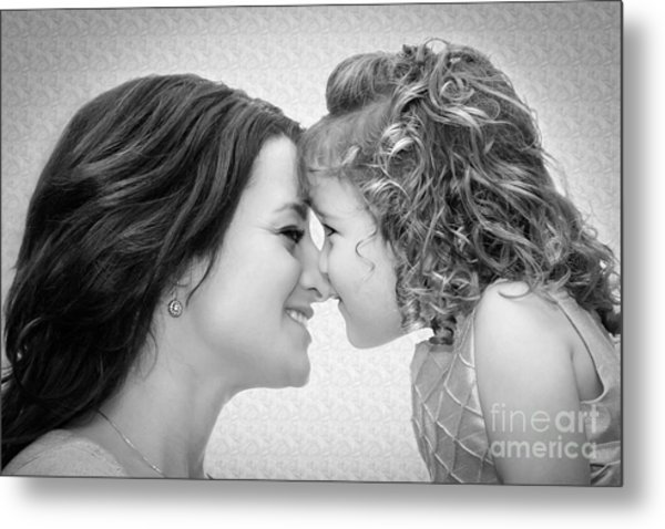 A Mother's Love Metal Print by Christine Nunes