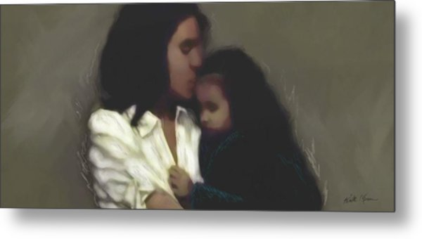 A Mother's Love  Metal Print