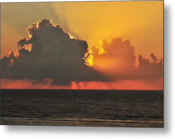A New Day Has Arrived Metal Print