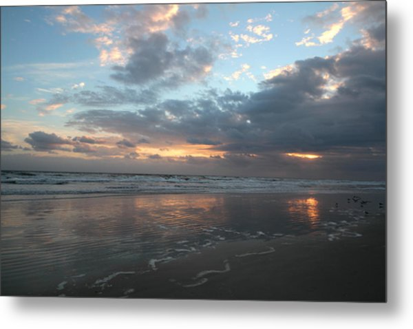 A New Day  Metal Print by Jose Rodriguez