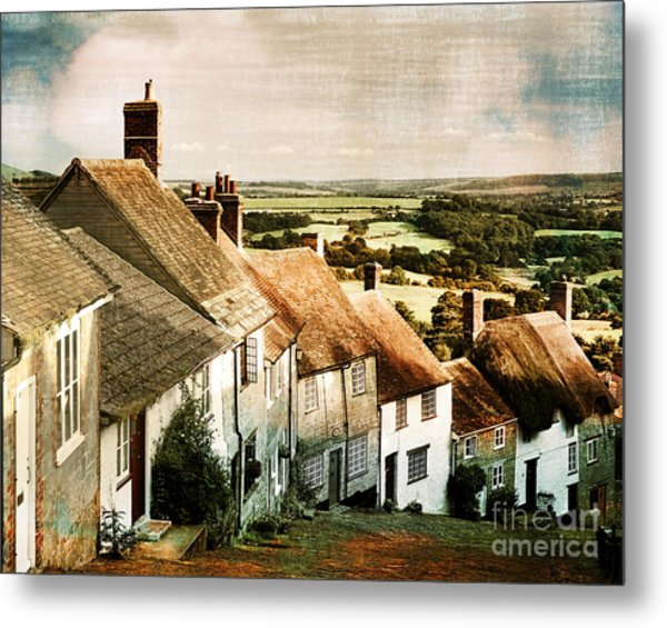 A Past Revisited Metal Print