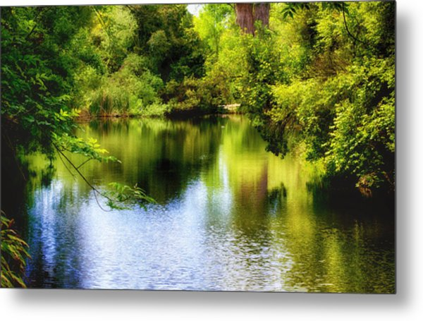 A Place For Peace Metal Print