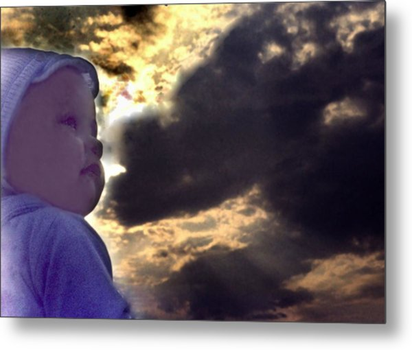 A Sense Of Wonder Metal Print