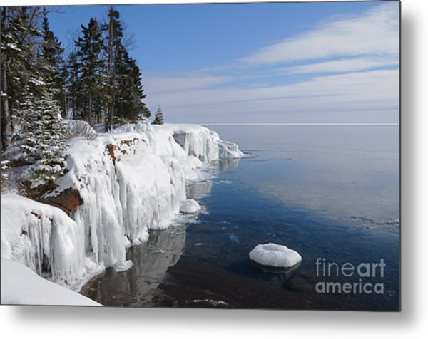 A Superior Winter Day #2 Metal Print