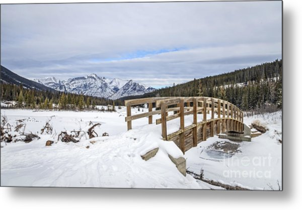 A Winter's Tale Metal Print