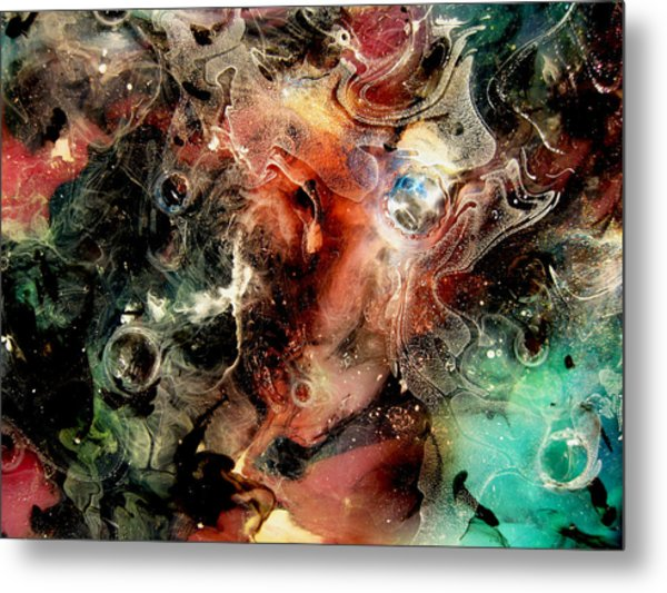 A004 Metal Print by Billy Roberts