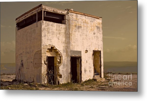 Abandoned Dreams Metal Print