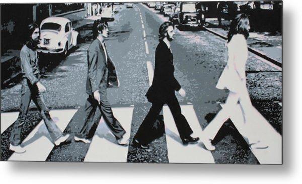 Abbey Road 2013 Metal Print