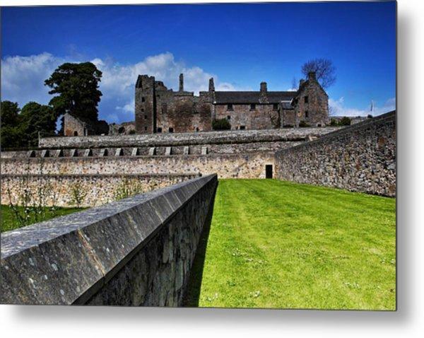 Aberdour Castle Metal Print