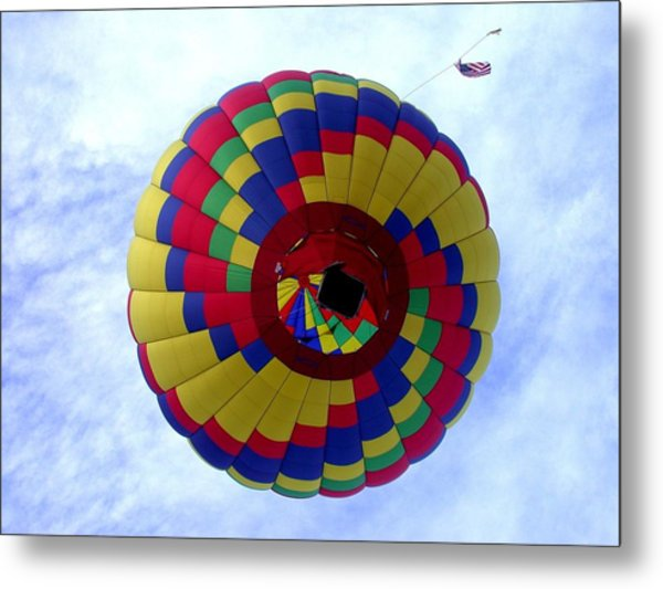 Above And Beyond Metal Print