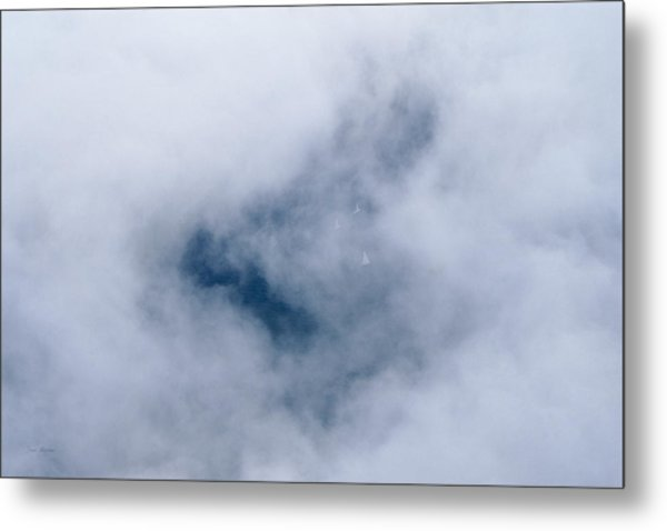 Above The Wind - Lake Geneva Wisconsin Metal Print