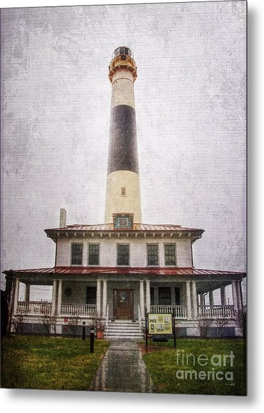 Absecon Lighthouse Metal Print