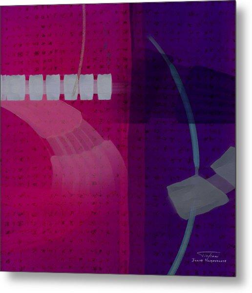 Abstract 01 II Metal Print