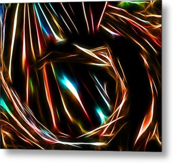 Abstract 031 Metal Print