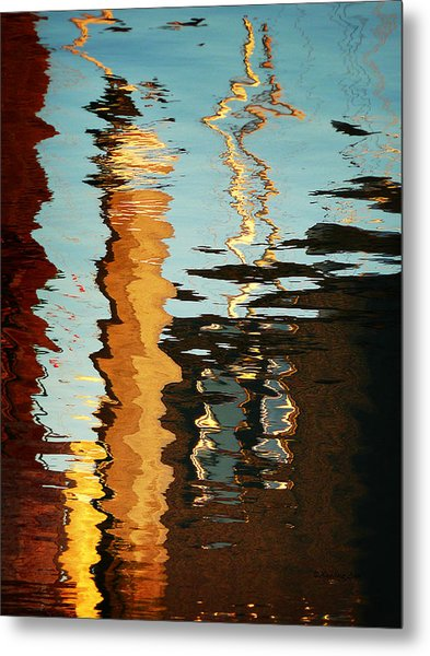 Abstract 14 Metal Print