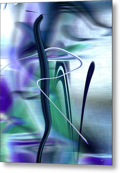 Abstract 300 Metal Print