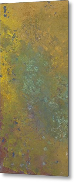 Abstract 5 Metal Print by Corina Bishop