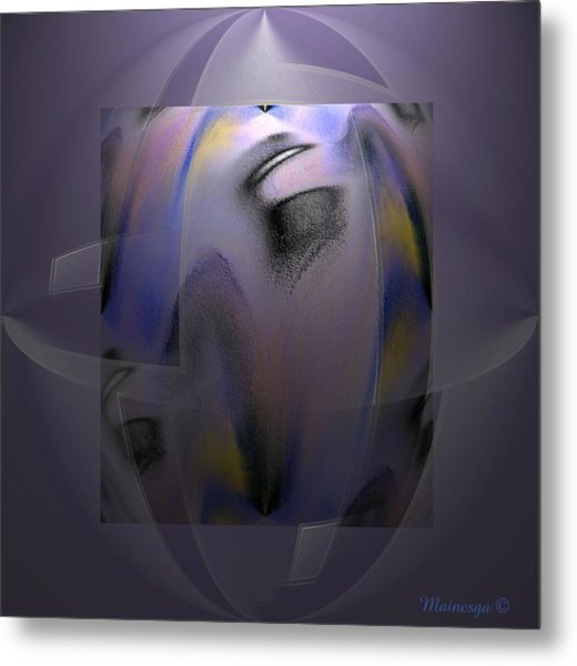 Abstract-55 Metal Print