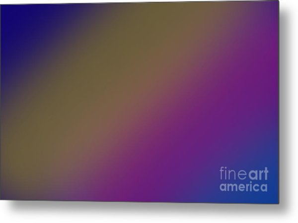 Abstract And Polychromatic Background 2 Metal Print by Enrique Cardenas-elorduy