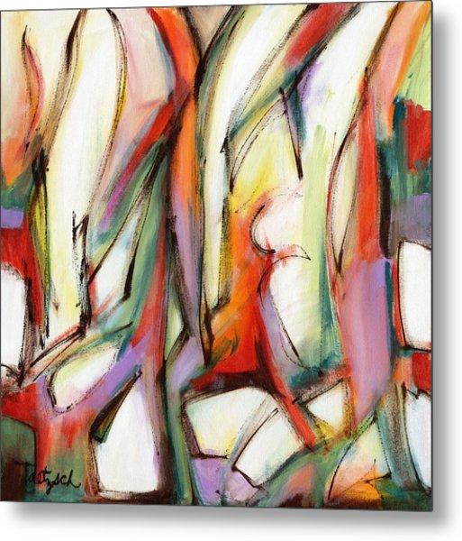 Abstract Art Forty-six Metal Print