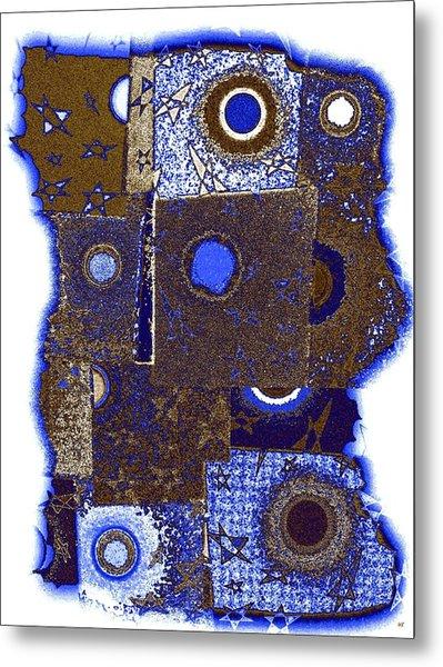 Abstract Fusion 225 Metal Print