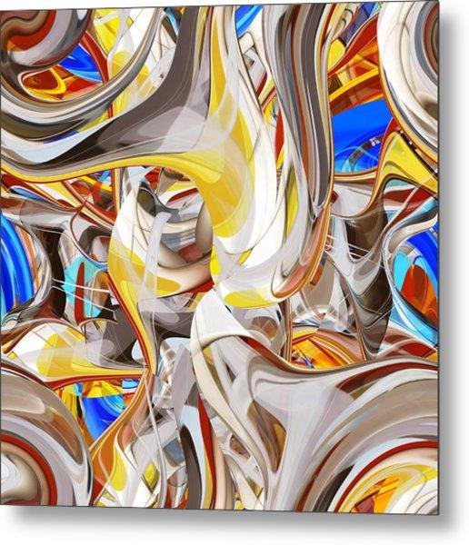 Carousel - 018 Metal Print