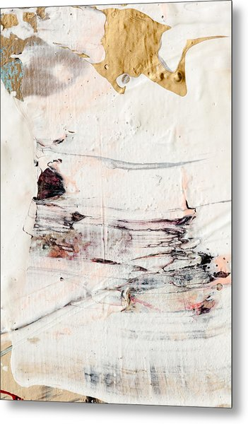 Abstract Original Painting Number Eleven Metal Print