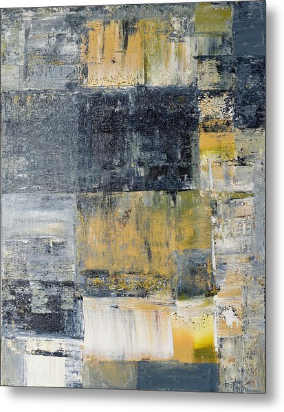 Abstract Painting No. 4 Metal Print