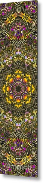 Abstract Rhythm - 38 Metal Print