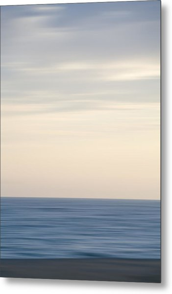 Abstract Seascape No. 04 Metal Print