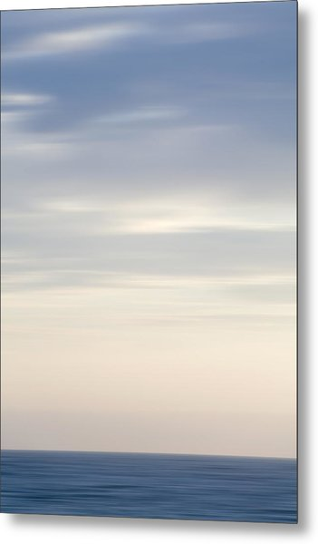 Abstract Seascape No. 05 Metal Print