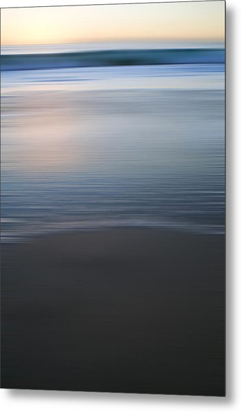 Abstract Seascape No. 06 Metal Print