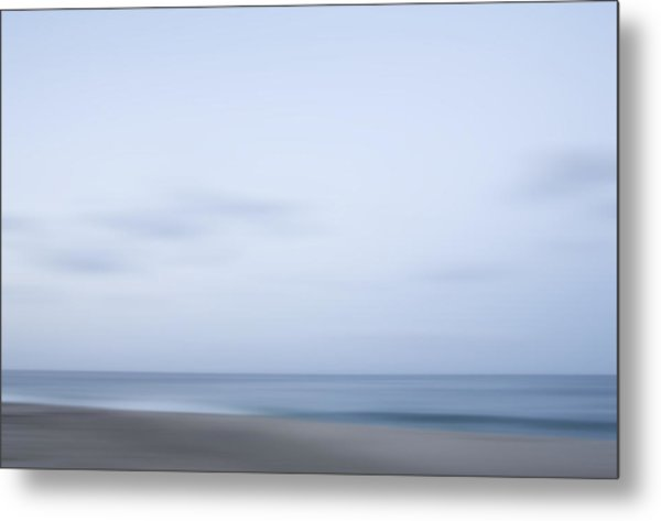 Abstract Seascape No. 08 Metal Print