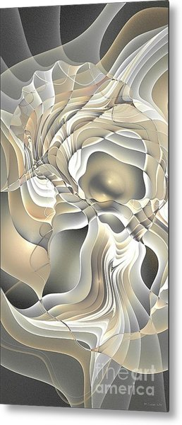 Abstraction 234-03-13- Marucii  Metal Print