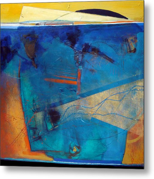 Acknowledgement Metal Print by Dale  Witherow