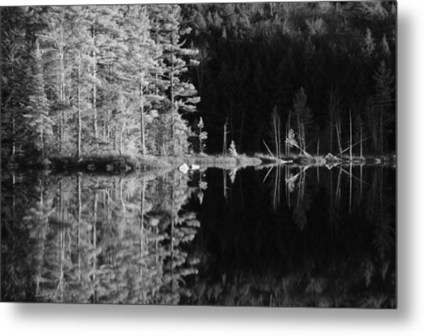 Adirondack Reflections Metal Print