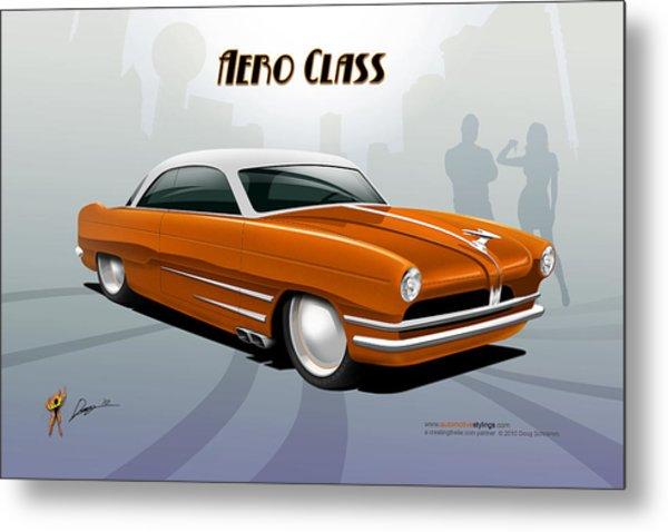 Aero Class Metal Print