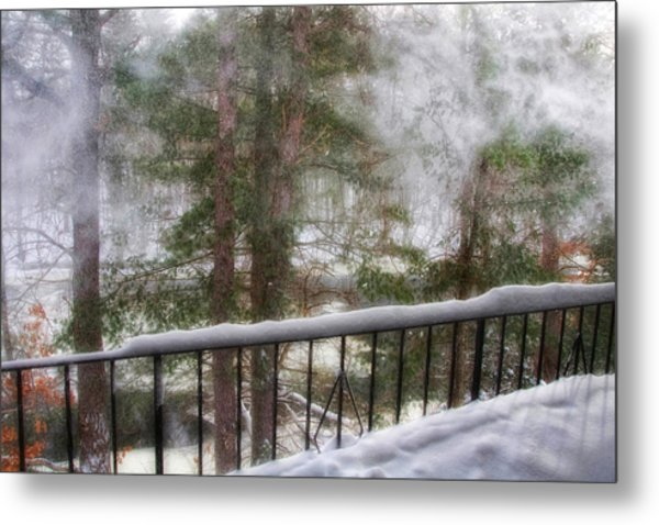 After Nemo 2 Metal Print by Joann Vitali