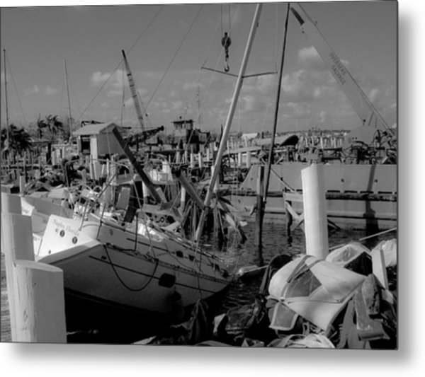 Metal Print featuring the photograph After The Storm by Debbie Cundy