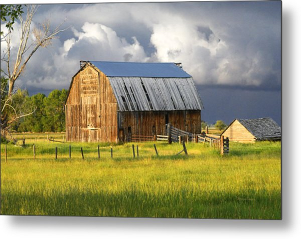 After The Storm I Metal Print