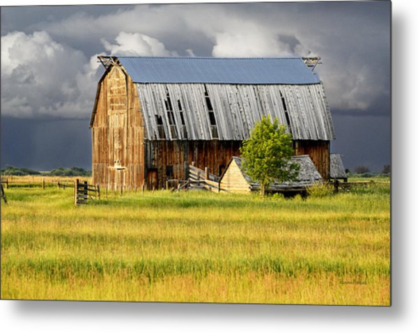 After The Storm II Metal Print