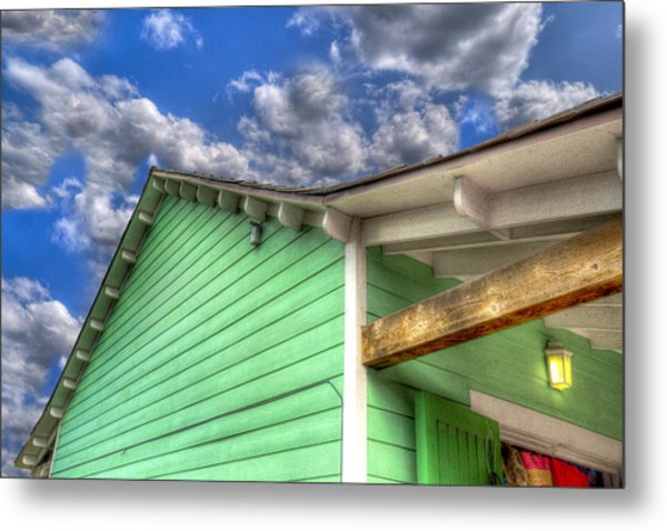Metal Print featuring the photograph After The Storm by Paul Wear