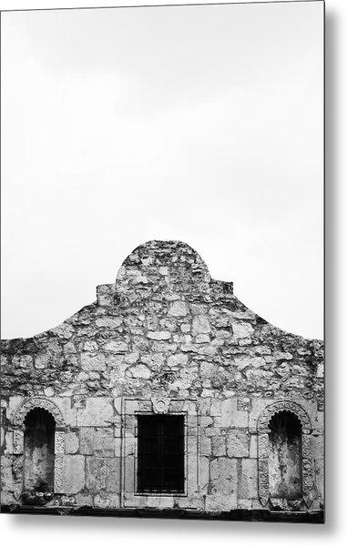 Alamo 1 Metal Print by John Gusky