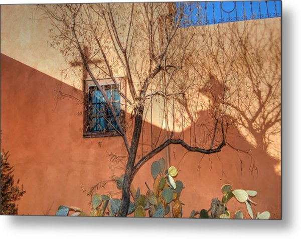Albuquerque Mission Metal Print