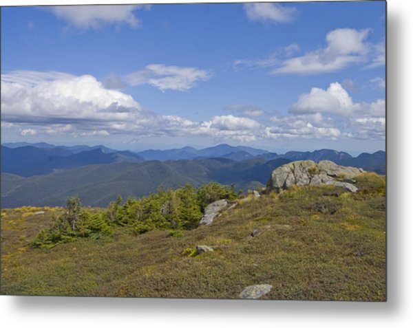 Algonquin Mountain Metal Print