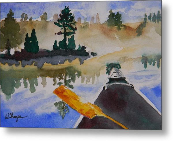 Algonquin Provincial Park Ontario Canada  Metal Print