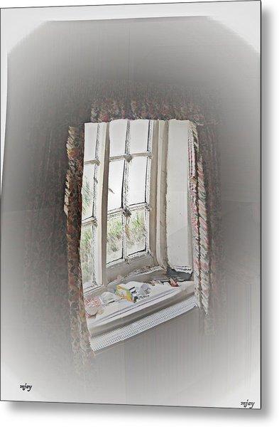 Alice's Window Metal Print by Martin Jay